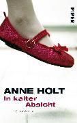 Cover-Bild zu Holt, Anne: In kalter Absicht