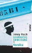 Cover-Bild zu Hoch, Jenny: Gebrauchsanweisung für Korsika