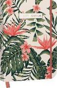 "Cover-Bild zu Bullet Journal ""Coral Botanics"" 05"
