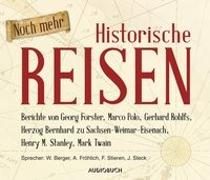 Cover-Bild zu Noch mehr Historische Reisen von Diverse