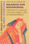 Cover-Bild zu Glöckler, Michaela: Begabung und Behinderung