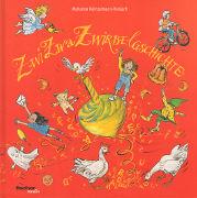 Cover-Bild zu ZwiZwaZwirbelgschichte von Heinzelmann-Vonäsch, Marianne