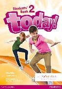 Cover-Bild zu Abbs, Brian: Today! Level 2 Student's Book w/ MyEnglishLab