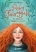 Cover-Bild zu Gembri, Kira: Ruby Fairygale (Band 2) - Die Hüter der magischen Bucht