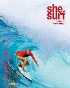 Cover-Bild zu gestalten (Hrsg.): She Surf