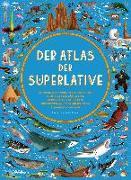 Cover-Bild zu Hawkins, Emily: Der Atlas der Superlative