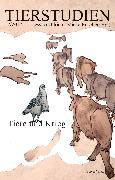Cover-Bild zu Höge, Helmut: Tiere und Krieg (eBook)