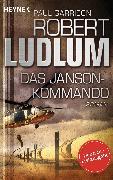 Cover-Bild zu Ludlum, Robert: Das Janson-Kommando (eBook)