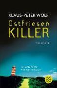 Cover-Bild zu Wolf, Klaus-Peter: OstfriesenKiller (eBook)