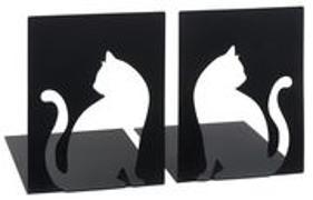 Cover-Bild zu libri_x Buchstützen Katze 2er Set
