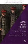 Cover-Bild zu Mehrkens, Heidi (Hrsg.): Sons and Heirs