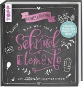 Cover-Bild zu Klenner, Kirsten: Handlettering. Die Welt der Schmuckelemente