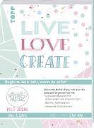 Cover-Bild zu Blum, Ludmila: Bullet Journal Lovely Pastell Lines & Shapes - Live, love, create