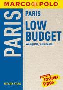 Cover-Bild zu Bläske, Gerhard und Waltraud: MARCO POLO Reiseführer LowBudget Paris
