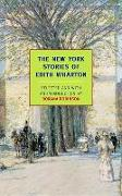 Cover-Bild zu Wharton, Edith: The New York Stories of Edith Wharton