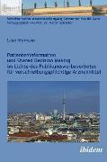 Cover-Bild zu Patienteninformation und Shared Decision Making im Lichte des Publikumswerbeverbotes für verschreibungspflichtige Arzneimittel (eBook) von Harmann, Lena