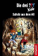 Cover-Bild zu Blanck, Ulf: Die drei ??? Kids, 88, Schatz aus dem All