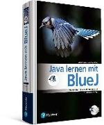 Cover-Bild zu Barnes, David J.: Java lernen mit BlueJ