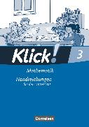 Cover-Bild zu Klick! Mathematik - Unterstufe, Alle Bundesländer - Förderschule, 3. Schuljahr, Handreichungen für den Unterricht von Burkhart, Silke