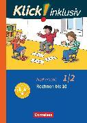 Cover-Bild zu Klick! inklusiv - Grundschule / Förderschule, Mathematik, 1./2. Schuljahr, Rechnen bis 10, Themenheft 2 von Burkhart, Silke