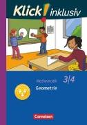 Cover-Bild zu Klick! inklusiv - Grundschule / Förderschule, Mathematik, 3./4. Schuljahr, Geometrie, Themenheft 10 von Burkhart, Silke