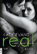 Cover-Bild zu Evans, Katy: Real - Nur für dich (eBook)
