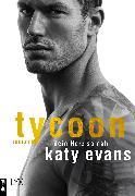 Cover-Bild zu Evans, Katy: Tycoon - Dein Herz so nah (eBook)