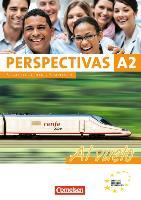 Cover-Bild zu Perspectivas A2. Al vuelo. Sprachtraining