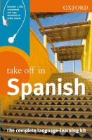 Cover-Bild zu Take Off in Spanish