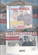 Cover-Bild zu Perspectivas A1. Paket didáctica