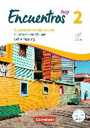 Cover-Bild zu Encuentros Hoy 2. Cuaderno de ejercicios mit interaktiven Übungen auf scook.de - Lehrerfassung