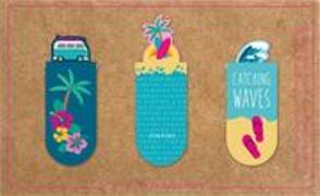 Cover-Bild zu Magnetlesezeichen Catching Waves