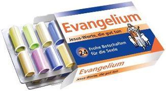 Cover-Bild zu Evangelium - Jesus-Worte, die gut tun