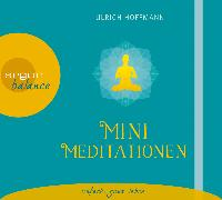 Cover-Bild zu Mini-Meditationen