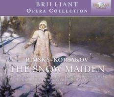 Cover-Bild zu Rimsky-Korsakov: Snow Maiden