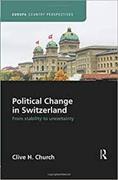 Cover-Bild zu Church, Clive H.: Political Change in Switzerland