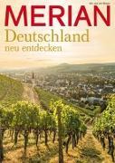 Cover-Bild zu MERIAN Deutschland neu entdecken 07/20