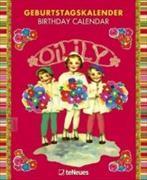 Cover-Bild zu Birthday Calendar Oilily