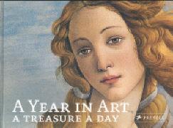 Cover-Bild zu Year in Art