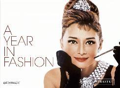 Cover-Bild zu A Year in Fashion