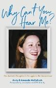Cover-Bild zu McCulloch, Andrew: Why Can't You Hear Me? (eBook)