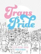 Cover-Bild zu Fisher, Fox: Trans Pride (eBook)