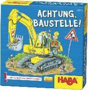 Cover-Bild zu Achtung, Baustelle!