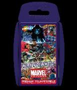 Cover-Bild zu Top Trumps - Marvel Universe