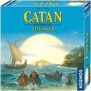 Cover-Bild zu Catan - Erweiterung Seefahrer
