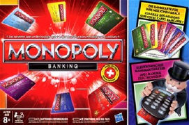 Cover-Bild zu Monopoly Electronic Banking. CH-Edition