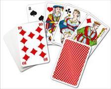 Cover-Bild zu Piquetkarten mit extra grossen Eckzeichen