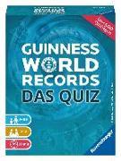 Cover-Bild zu Guiness World Records - Das Quiz