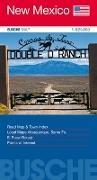 Cover-Bild zu New Mexico Strassenkarte.. 1:825'000