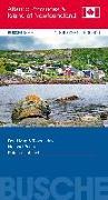 Cover-Bild zu Canada Atlantic Provinces & Island of Newfoundland. 1:800'000 / 1:1'000'000